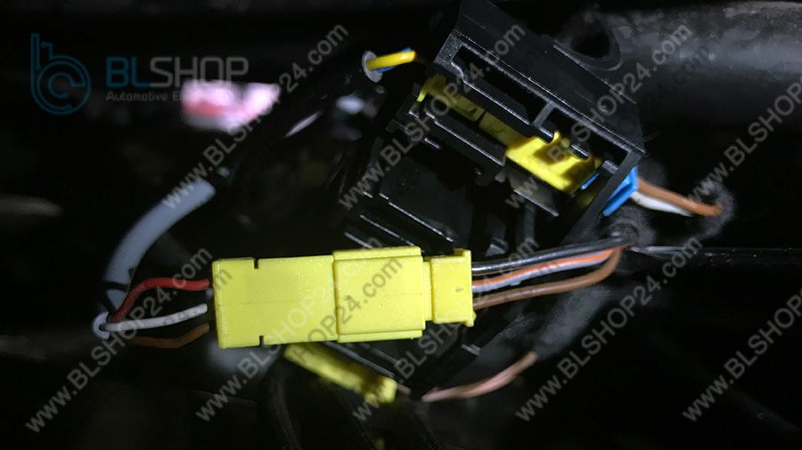 viano w639 seat occupancy sensor plug
